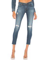 AG Jeans - Legging Ankle - Lyst