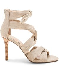 Vince Camuto - Chania Heel In Beige - Lyst