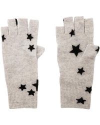 Autumn Cashmere - Star Fingerless Gloves - Lyst