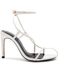 RAYE - Smith Heel In White - Lyst