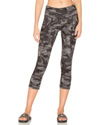 Strut-this - The Flynn Crop Legging - Lyst