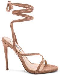 278cc0136f8 Lyst - Women s Steve Madden Sandal heels On Sale