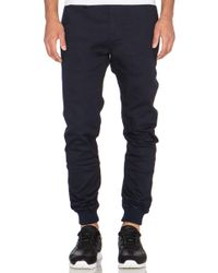 Publish - Legacy Jogger In Navy - Lyst