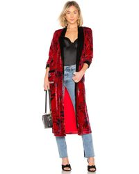 House of Harlow 1960 - X Revolve Edwin Robe In Red - Lyst