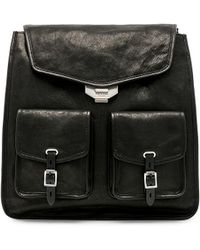 Rag & Bone - Field Backpack In Black. - Lyst