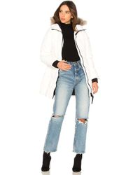Canada Goose - Beechwood Parka In White - Lyst