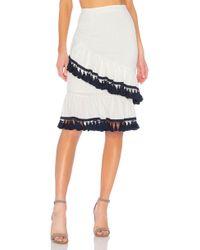 Suboo - Frill Skirt - Lyst