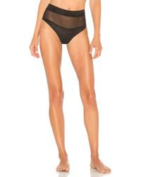 Ow Intimates - Xandra Panty In Black - Lyst