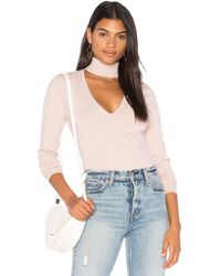 Finders Keepers - Ride Knit Jumper In Pink - Lyst