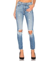 GRLFRND - Karolina High-rise Skinny Jean - Lyst