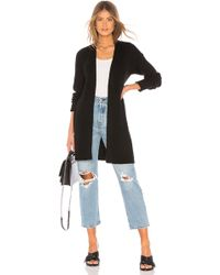 Lovers + Friends - Del Mar Duster In Black - Lyst