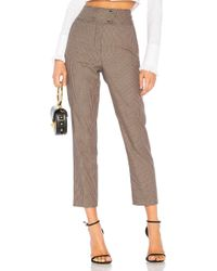 Rebecca Taylor - Houndstooth Pant - Lyst