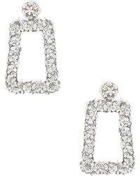 Sachin & Babi - Fleur Dusk Earrings - Lyst