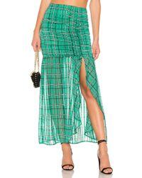 House of Harlow 1960 - X Revolve Marshall Skirt - Lyst