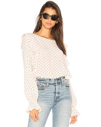 Sanctuary - Taylor Blouse In Pink - Lyst
