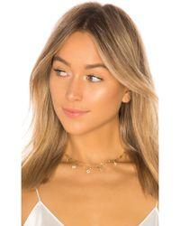 Natalie B. Jewelry - Mi Amour Choker - Lyst