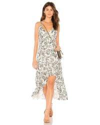 Somedays Lovin - Into Daybreak Strappy Dress In Sage - Lyst
