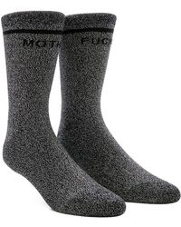 Mother - The Tiny Dancer Socks In Black. - Lyst