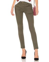 Sanctuary - Admiral Skinny In Green - Lyst