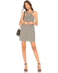 Heartloom - Kit Dress In Black & White - Lyst