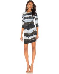 Young Fabulous & Broke - Acacia Dress In Blue - Lyst