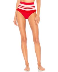 Tularosa - Thessy Bottom In Red - Lyst