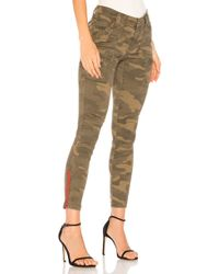 Joie - Park Skinny Pant In Army - Lyst