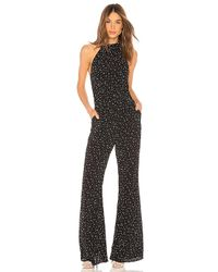 Flynn Skye - Ava Jumpsuit In Black - Lyst