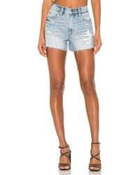 Pistola - Nova High Rise Cut Off Short. Size 25,26,27,28,29,30,31. - Lyst