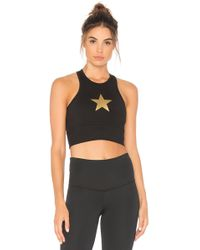 Strut-this - Stars Sports Bra - Lyst