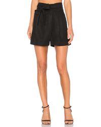 Apiece Apart - Baja Wrap Shorts - Lyst