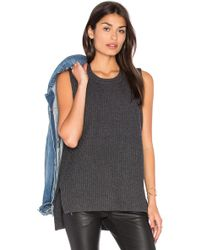 Baldwin Denim - Moe Sleeveless Jumper - Lyst
