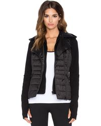 Blanc and Noir - 3-in-1 Packable Moto Jacket - Lyst