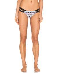 CA By Vitamin A - Camden Bikini Bottom - Lyst