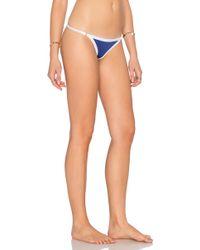 CA By Vitamin A - Bryanna Bikini Top - Lyst