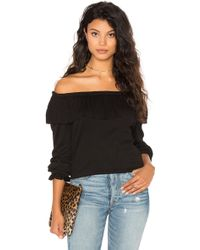 Ella Moss - Gioannia Off Shoulder Top - Lyst
