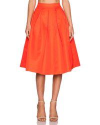 Elliatt - Procession Skirt - Lyst