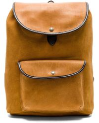 Filson - Rugged Suede Backpack - Lyst