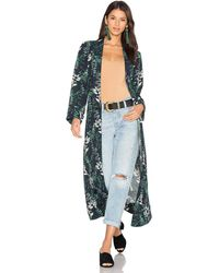 House of Harlow 1960 | X Revolve Yoselin Maxi Bed Jacket | Lyst