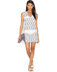 Queen & Pawn - Ios Lace Mini Dress - Lyst