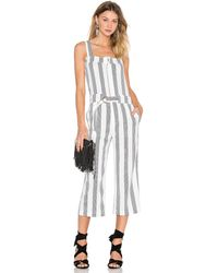 Shades of Grey by Micah Cohen - Utility Jumpsuit - Lyst