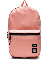 Stussy - X Herschel Rip Stop Lawson Backpack - Lyst
