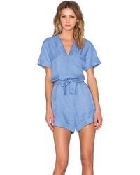 State Of Being - Gypsy Romper - Lyst