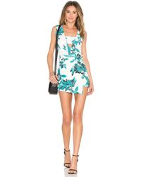 State Of Being - Tropicana Playsuit - Lyst