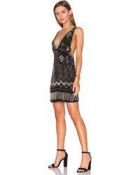 Tessora - Embellished Cocktail Dress - Lyst