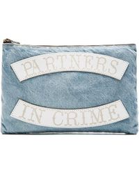 Urban Outfitters - X Revolve Partners In Crime Clutch - Lyst