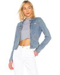 Wrangler - Heritage Zip Jacket - Lyst