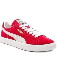 Puma Select - Suede - Lyst