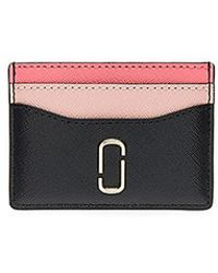 Marc Jacobs - Card Case In Black. - Lyst