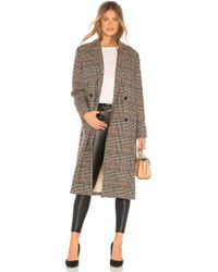 Cupcakes And Cashmere - Adi Coat In Brown - Lyst